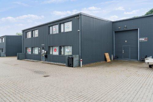 Lejemål på Agerhatten 16 C, Hal 8+9 og kontorer, 5220 Odense SØ